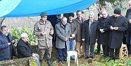 Halil Bayram Mezarı Başında Anıldı