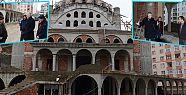 İrfanlı Mahalle Camii Hızla Yükseliyor