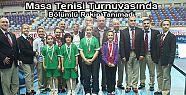 Masa Tenisi Turnuvasında