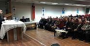 Muhtarlar Buluşması Fırat'ın Başkanlığında Yapıldı