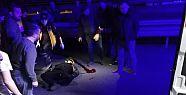 Of-Çaykara karayolunda Motosiklet kazası