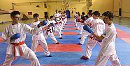 OF Karate Takımı Kampa Girdi