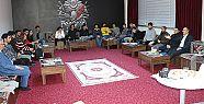 Of Medya Derneği Üniversite öğrencileriyle