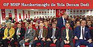 OF MHP Hacıkerimoğlu ile Yola...