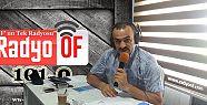 Of SGK İlçe Müdürü Radyo OF'un Konuğu