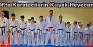 Of'ta Karatecilerin Kuşak