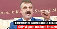 Oktay Saral'dan , CHP ve Hüseyin Aygün'e