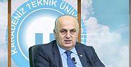 Süleyman Baykal yeniden KTÜ Rektörü