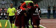 Trabzonspor, Beşiktaş'ı