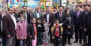 Üsküdar Parkı yeniden hizmete açıldı