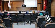 Usta Öğreticilere bilgilendirme toplantısı