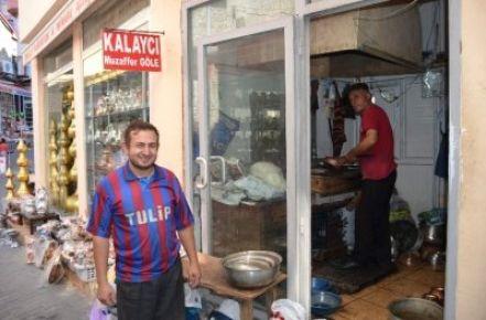 Trabzon'da Unutulmaya Yüz Tutmuş...