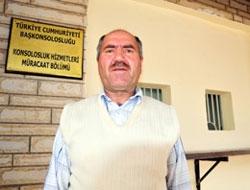 Türk işçisinin mucize kurtuluşu!
