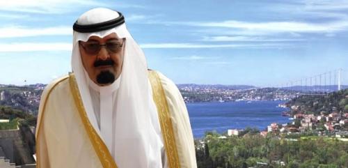 Kral, Türkiye'ye 10 milyar dolar hibe etti