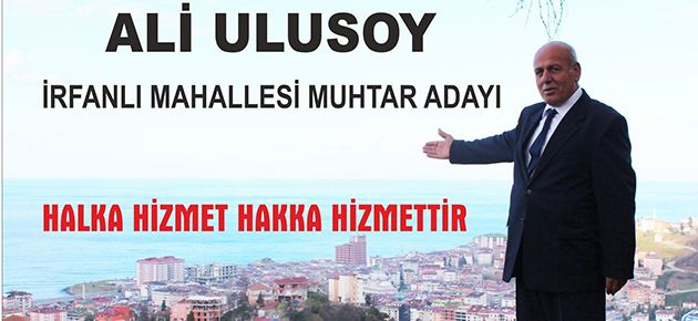 Ulusoy OF'UN NABZI'na Konuştu
