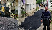 Ballıca'da asfalt sevinci