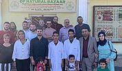 Ürdün ve Filistinli Acentelerden Of Natural'e Ziyaret