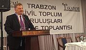 TAKADEMİ Trabzon İçin  Harekete Geçti