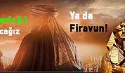 Ya Ömer(r.â.) Olacağız Ya da Firavun!