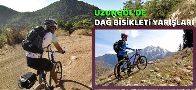 Uzungöl'de Dağ bisikleti yarışları yapılacak