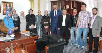 Murat Saral Of Belediyesi'ndeki çalışmaları anlattı