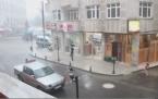 Of'ta Şiddetli yağmur Eylül 2013