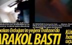 Başbakan Erdoğan'ın yeğeni karakolda böyle terör estirdi!