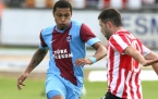 Derry City:0 - Trabzonspor:3