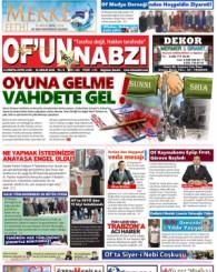 Of'un Nabzı Gazetesi 124. Sayısı
