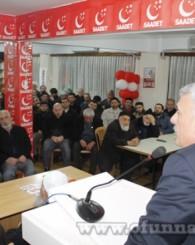 Saadet Aralık 2014 İlçe Divan Toplantısı