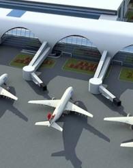 3. Havalimanı tamamlandığında böyle olacak