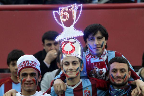 Trabzonspor 3- Gaziantepspor:0