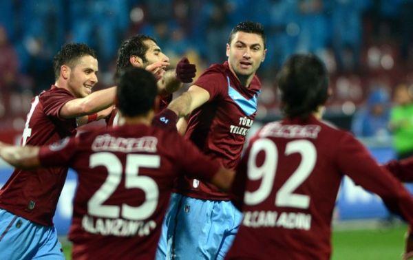 Trabzonspor:4-Samsunspor:0