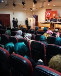 Of AK Parti Gençlik ve Kadın Kolları Kongresini Yaptı