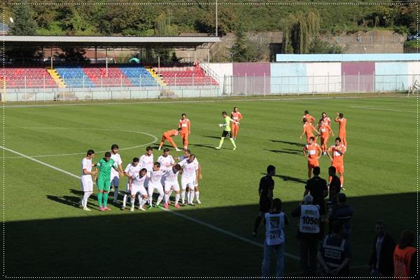 Ofspor 1 Şekerspor 2-Yıl 2012