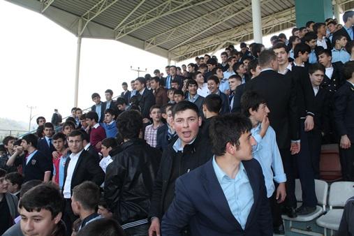 Ofspor: 1 - Anadolu Selçukluspor: 1