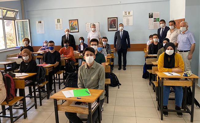 Of Fen Lisesi öğrencilerinin başarısı