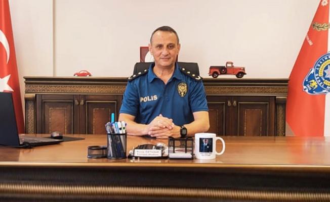 Of'un yeni Emniyet Müdürü Recep Öztabak