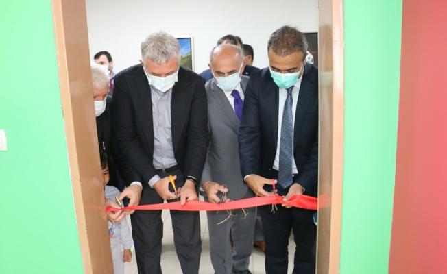 Of Halk Eğitim Merkezi Kütüphanesi yenilendi