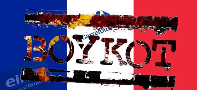 Fransa Boykot listesi