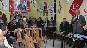 Saadet, Sulaklı Seçim İrtibat Bürosu açıldı