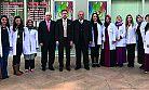Fırat'tan Dayıoğlu Rehabilitasyon Merkezine Ziyaret