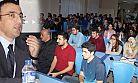 Kaymakam Arslan, Of KYK Öğrencileriyle Tecrübelerini Paylaştı