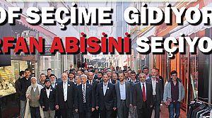 Oflular Belediyede İrfan Saral Diyor!